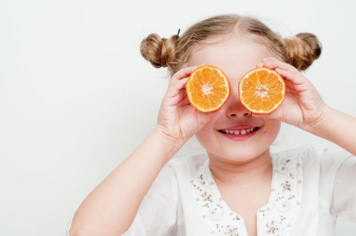 Mandarinas recreo