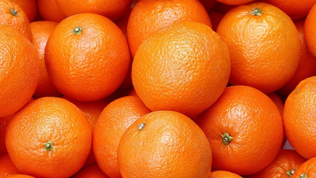 Vitaminas de las naranjas
