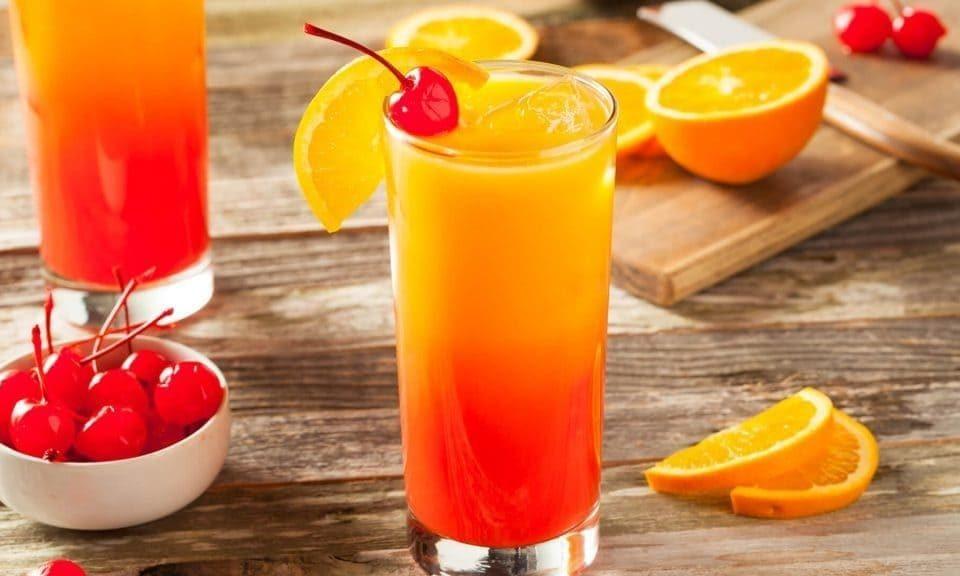 cocktails san valentin