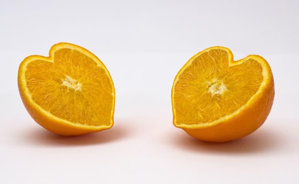 Mito origen media naranja